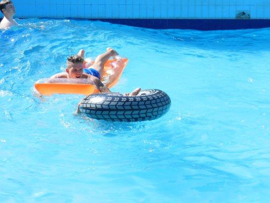 Sindbad Aqua Park: Golfbad