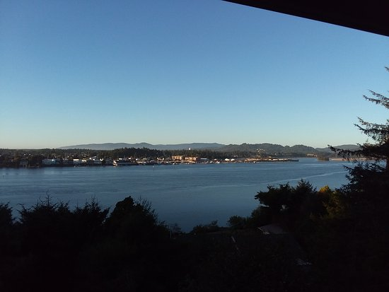 Best Western Pier Point Inn: Scenic view from Patio Deck 349
