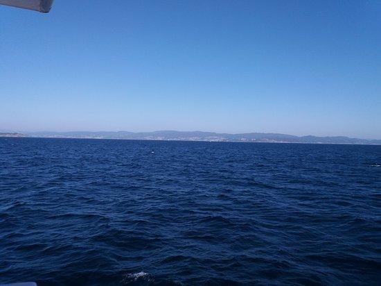 Barco Isla de Ons - Cruceros Rias Baixas: 20170713_190834_large.jpg
