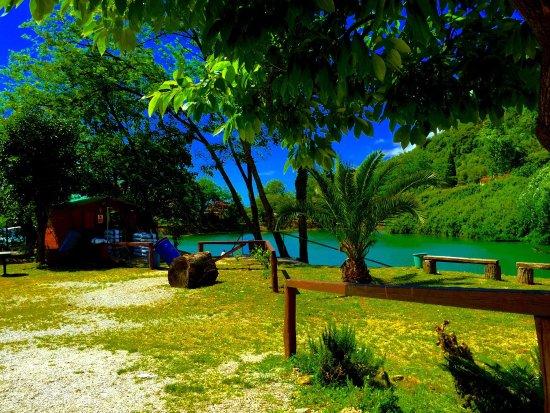 Pietrasanta, Italia: Lago grande
