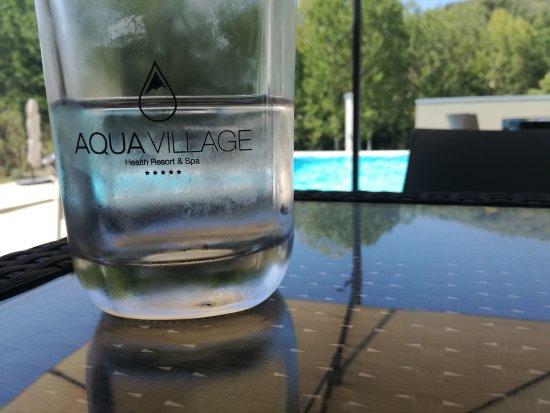 Jacuzzi Op Het Balkon Picture Of Aqua Village Health Resort Spa
