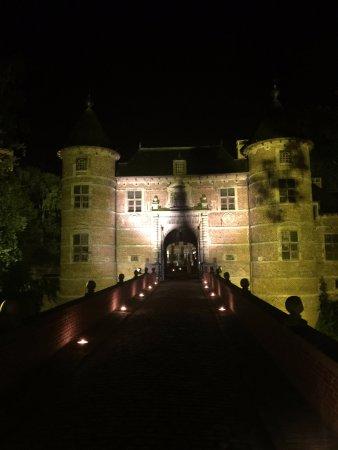 Groot-Bijgaarden, Bélgica: Entrée du Chateau