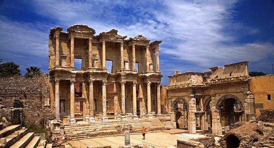 Go to Ephesus