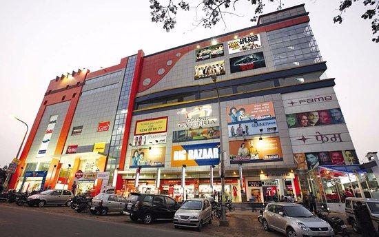 The Ozone Galleria Mall