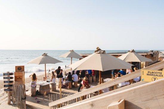 Le Cafe Maritime - Lacanau: The Beach House