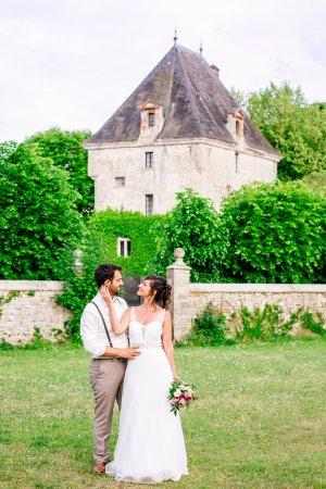 Saint-Loup-de-Naud, Francja: Espace pelouse intérieur
