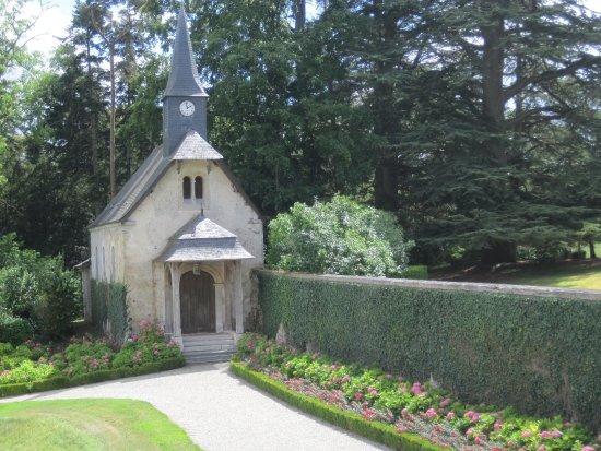 Saint-Christophe-le-Jajolet, Francja: Family chapel