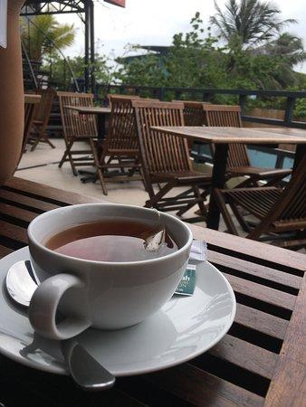 La'ban Diner : Türk çayının yerini hiç çay tutamaz.