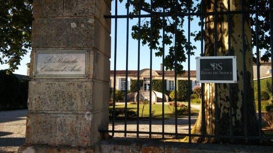 Sauternes, France: Entrada al Château