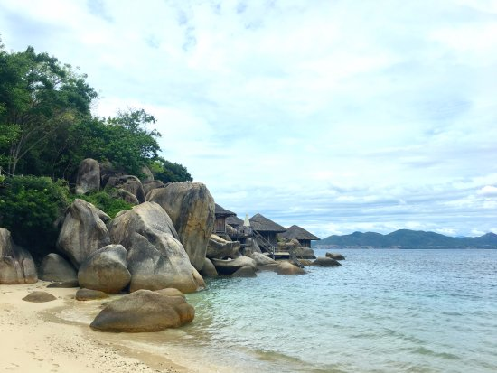 Six Senses Ninh Van Bay Photo