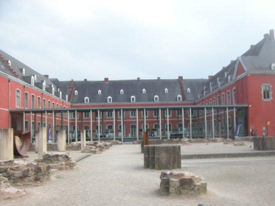 Abbaye de Stavelot : Abtei