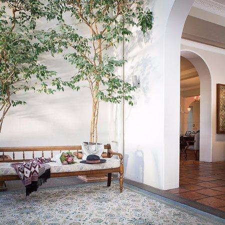 Vineyard Hotel Resmi
