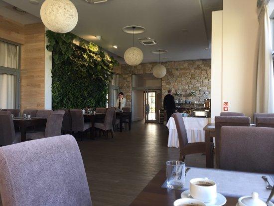 Gogolin, โปแลนด์: Frühstücksraum, geschmackvoll eingerichtet!