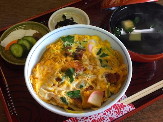 Inashiki, Япония: 味噌汁がいまいちのお店はやっぱりメインもいまいちかなぁ