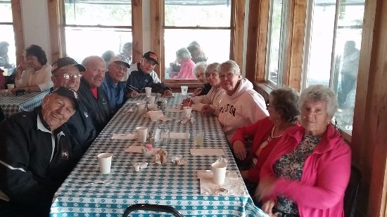 Cabbage Island Clambakes: Wonderful day with close friends and family.