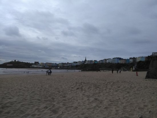 ‪Tenby North Beach‬