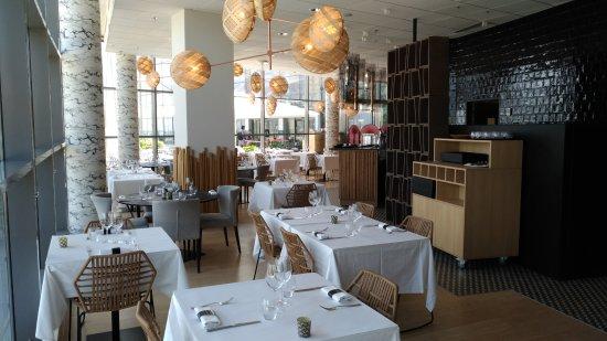 Neydens, فرنسا: Restaurant Le Mille Feuilles