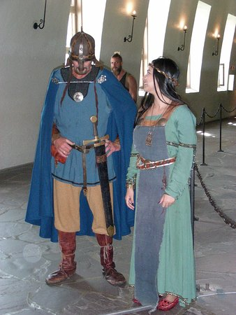 Viking Ship Museum: Costume Viking