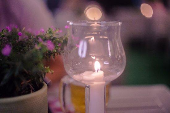 Restaurant Latino : Elemente decorative ambientale
