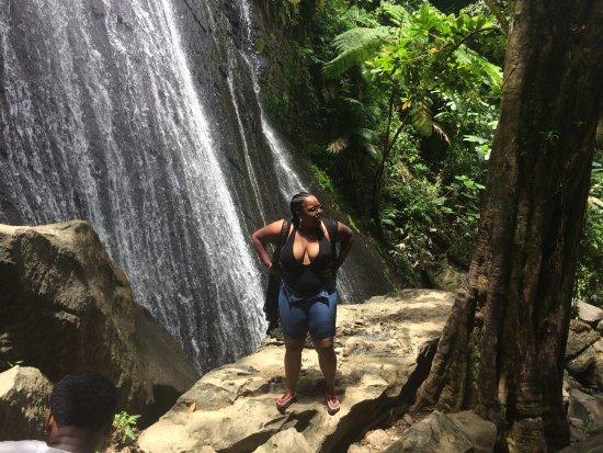 La Mina Falls: photo2.jpg
