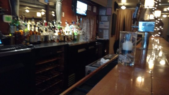 Wardensville, WV: The bar
