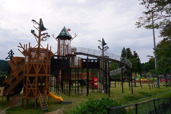 Shirakawa Sekinomori Park