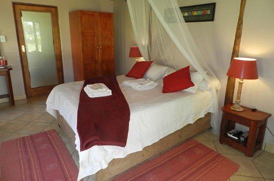 Nkanga Lodge Aufnahme