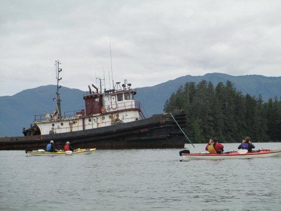 แรงเกล, อลาสกา: Kayaking adventures
