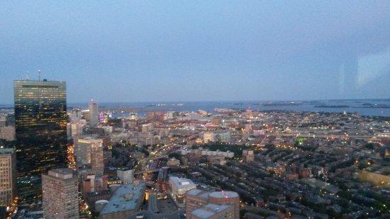 Prudential Center: vista 9 observation deck