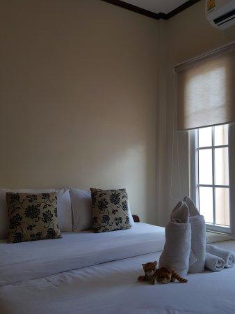 Hotel Room Watchan Laos