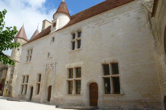 Chateauneuf, Francia: Logis des hôtes (Centre d'interprétation)