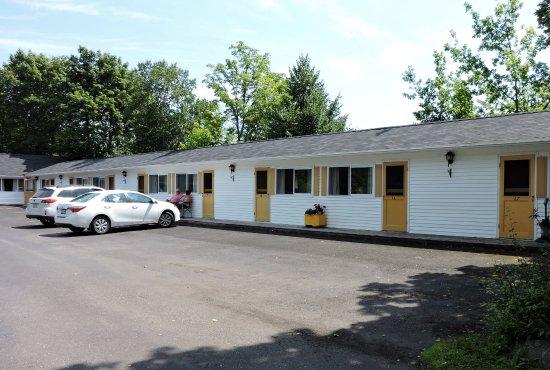 Picket Fence Motel-billede