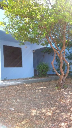 Apartmani Medena: Ons terrasje en huisje
