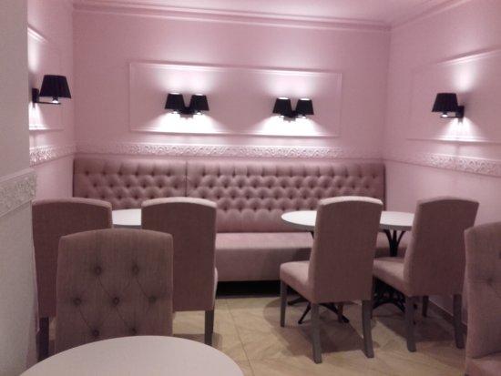 Decouvrez le nouveau salon de the de philippe rigollot - Salon sur cour annecy ...