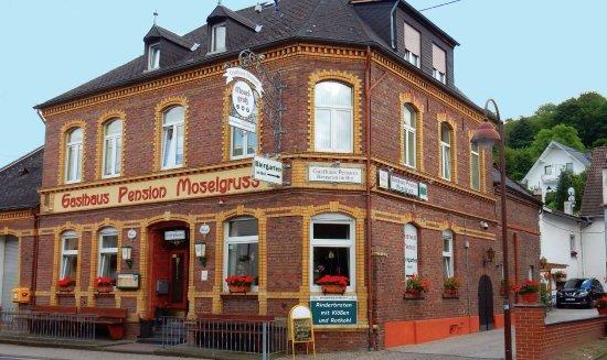 Dieblich, Allemagne : Moselgruss