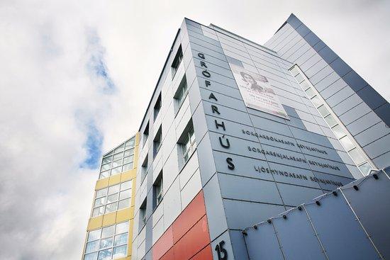 Reykjavik City Library