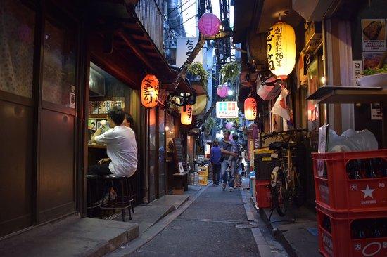 新宿懷舊居酒屋街