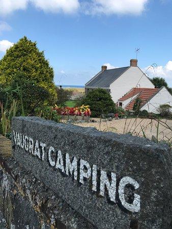 Vaugrat Campsite: Beautifully maintained site