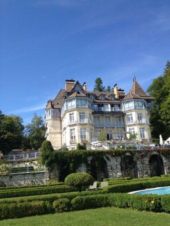 Cruseilles, Frankrijk: Le château des Avenières