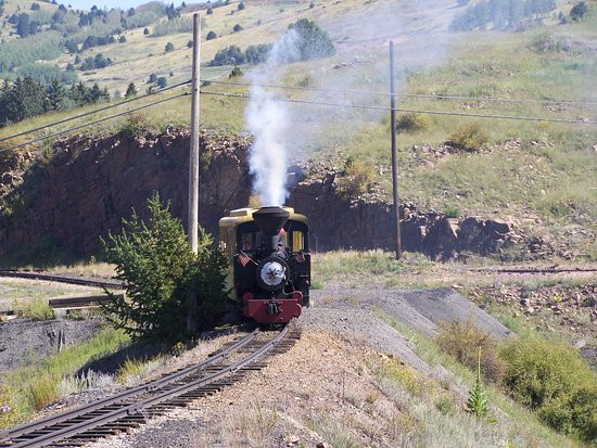 Cripple Creek & Victor Narrow Gauge Railroad - 2019 All You