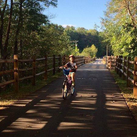 Pickens, ساوث كارولينا: Lovely trail!