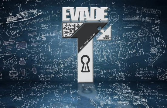 Miranda de Ebro, Spain: Evade-T Escape Room