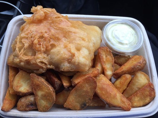 Picture of sveitagrill miu mia 39 s country for Icelandic fish and chips nyc