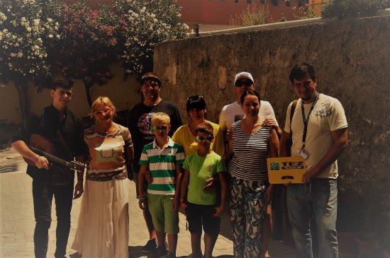 Krousonas, Greece: visitors