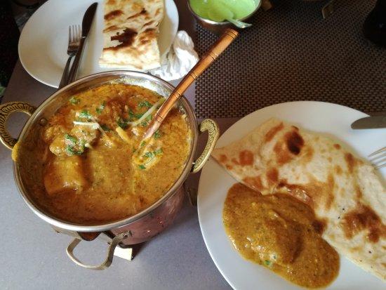 Jihlava, جمهورية التشيك: Curry fish