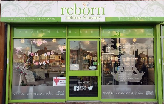 Reborn Holistics & Beauty