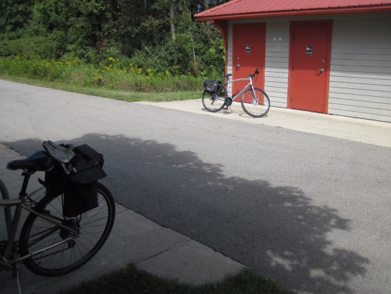 Isabella County, MI: Comfort Stations every few miles