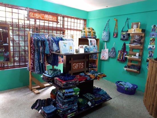 Cape Coast, Ghana: Store