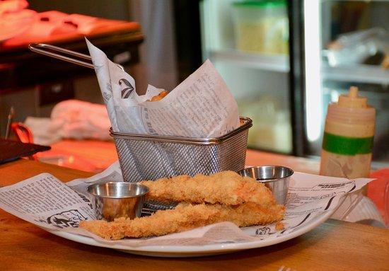 Fish & chips (plusieurs choix)