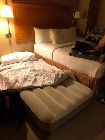 Hotel Central Fifth Avenue New York: Ceci est une chambre double !!!